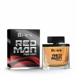 Bi-es Red man 100ml Novinka