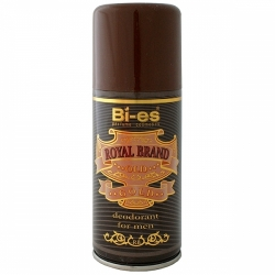 BI-ES PÁNSKÝ DEODORANT ROYAL BRAND GOLD 150ml