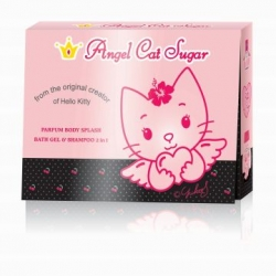 La rive Angel cat sugar candy Hello Kitty dárková sada